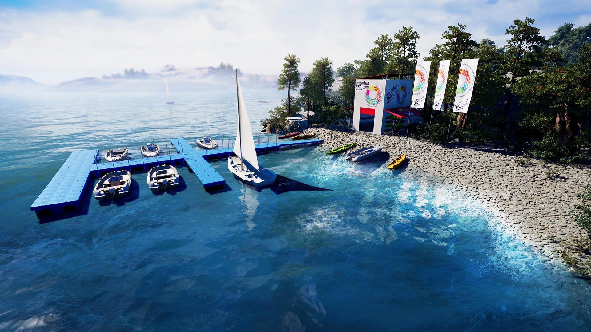 Waterfun 360 3D